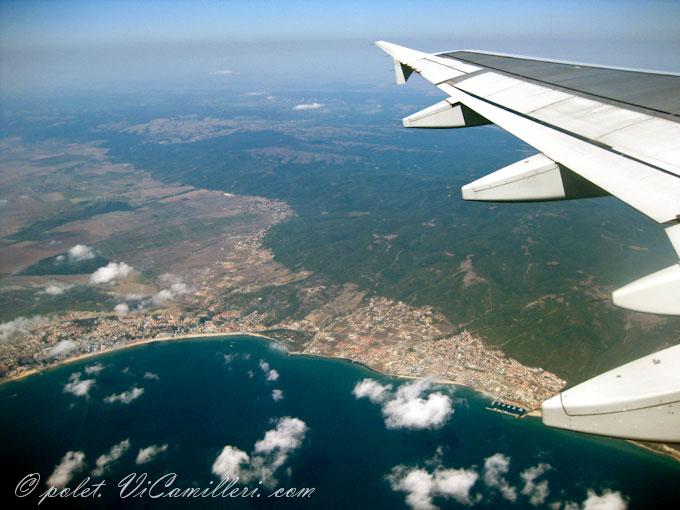 Полет над Болгарией