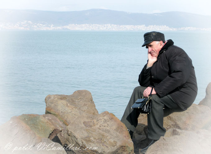 Раздумья у моря
